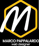 Marco Pappalardo WebDesigner Portfolio Logo